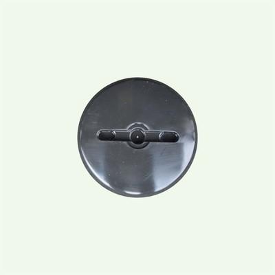プラ座金(黒) φ80mm